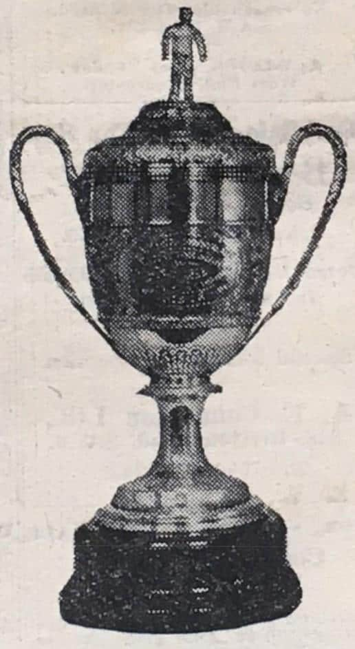 1954 Worlds Fair challenge cup