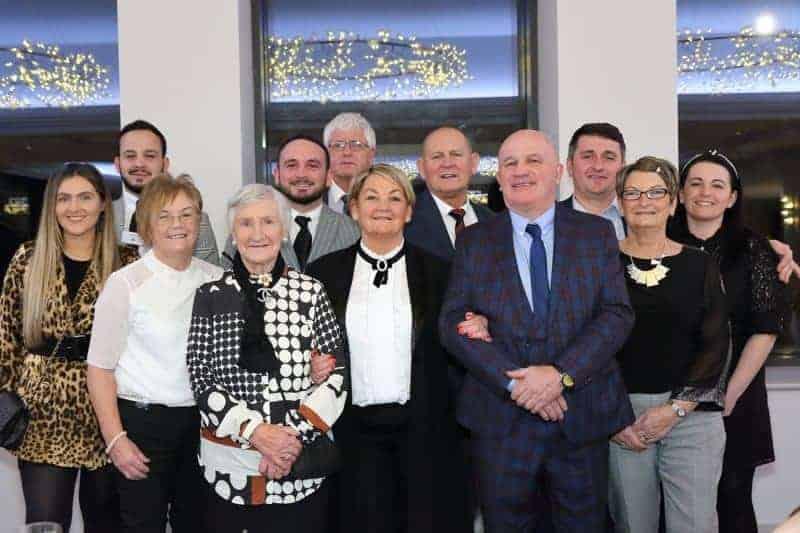 Albert Hill & Family