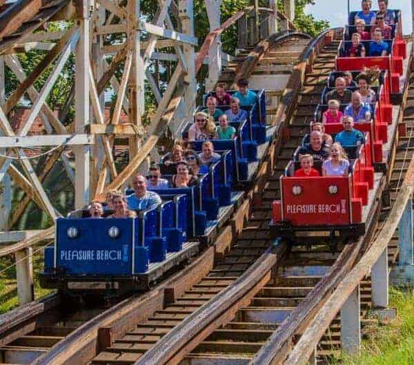 ANNUAL RECRUITMENT DAY TO TAKE PLACE AT BLACKPOOL PLEASURE BEACH