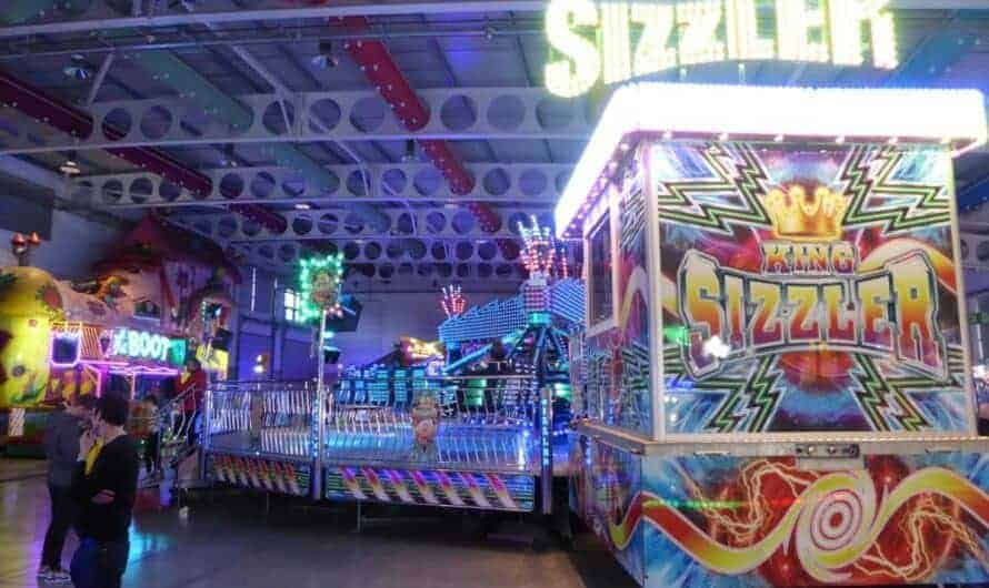 HARROGATE INDOOR FUN FAIR