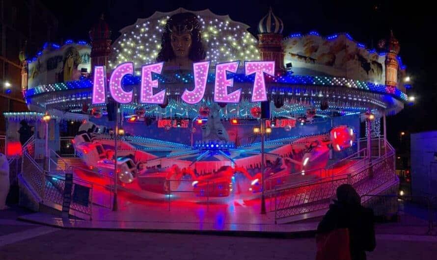 ICE CUBE AT LEEDS