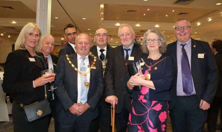 WESTERN SECTION ANNUAL CIVIC LUNCHEON