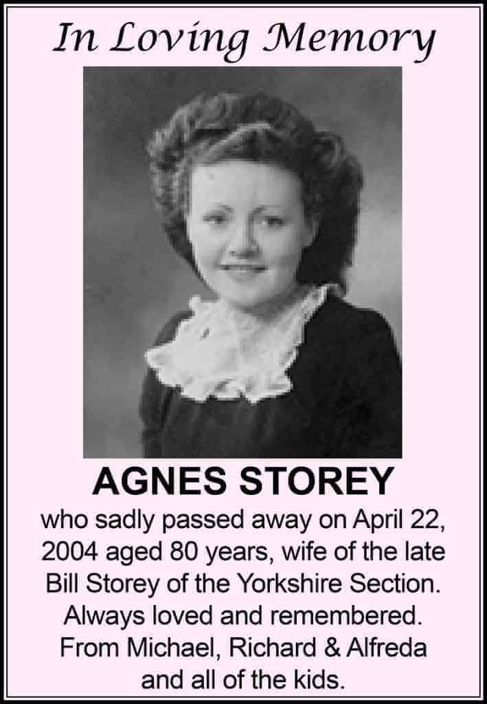 Agnes Storey