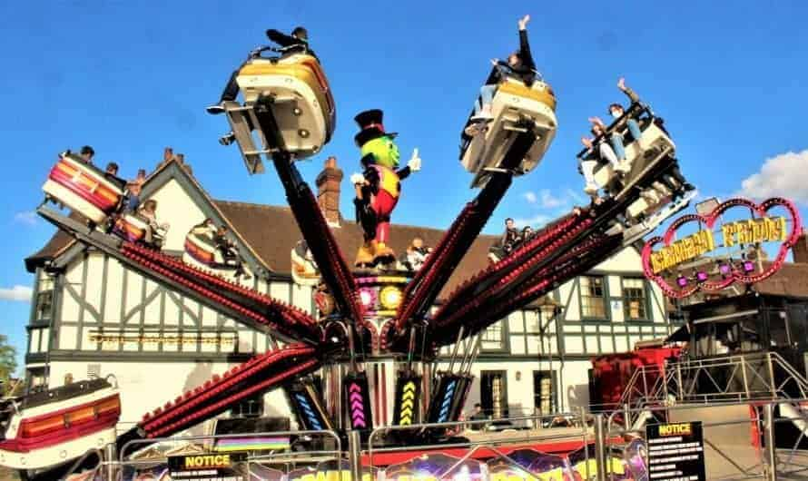 Beaconsfield Charter Fair's Covid-secure success turning-point for industry's major fairs