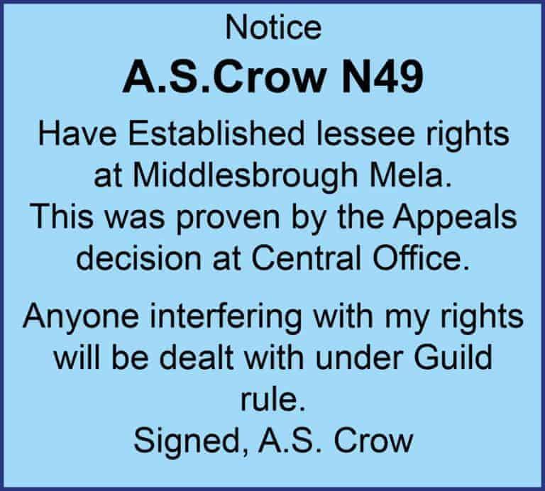 A.S. Crow