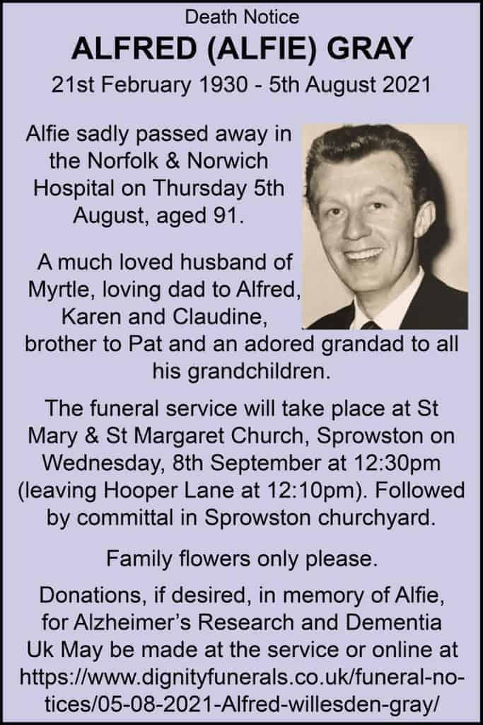 Alfie Gray