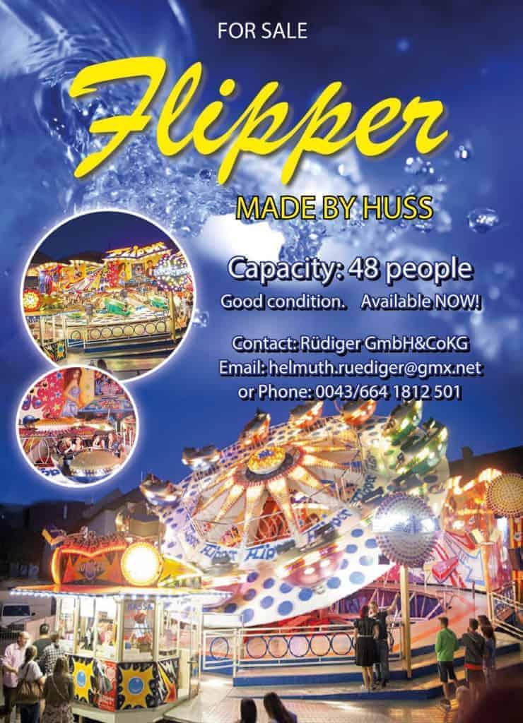 Flipper for Sale
