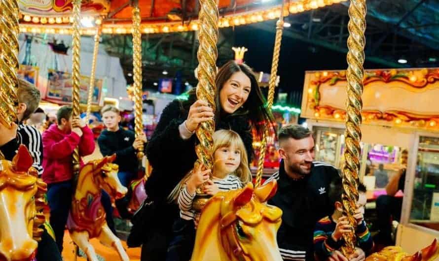 IRN-BRU Carnival returns to Glasgow